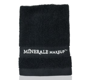 Azul Mineral Makeup Towel