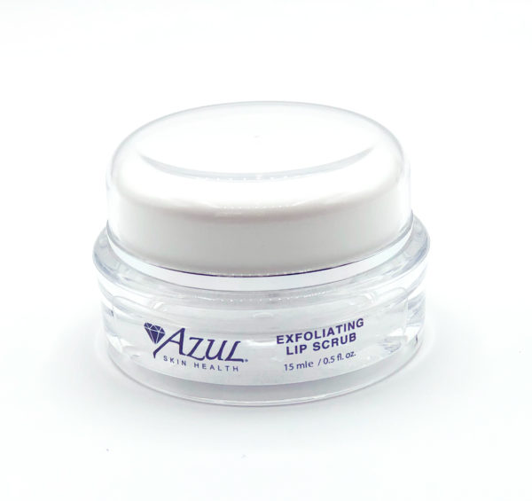 Azul Exfoliating lip scrub