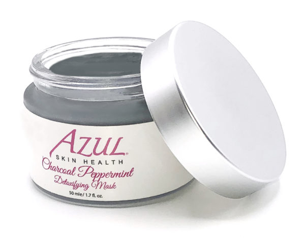 Azul Charcoal Peppermint Mask