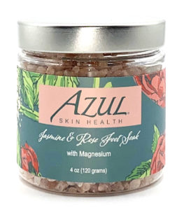 Azul Foot Soak - Jasmine & Rose